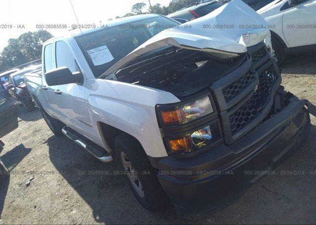 Inventory #106290955 2014 Chevrolet SILVERADO