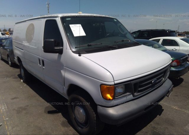 Inventory #774345478 2006 FORD ECONOLINE