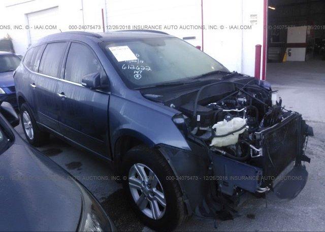 Inventory #847633944 2014 Chevrolet TRAVERSE