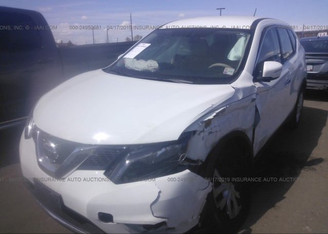Inventory #224678540 2015 Nissan ROGUE