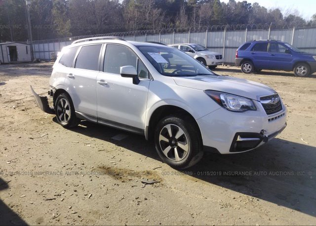 Inventory #446698500 2017 Subaru FORESTER