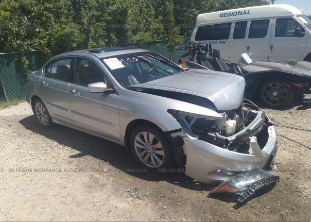 Inventory #761306696 2012 Honda ACCORD