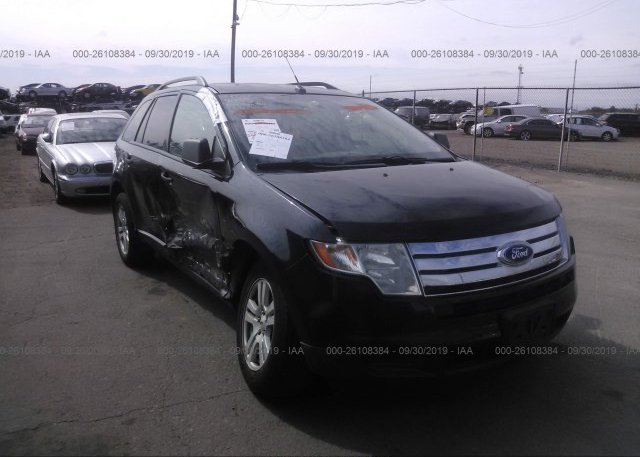 Inventory #449696482 2008 FORD EDGE