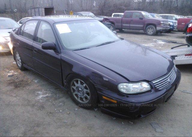 Inventory #803687803 1998 Chevrolet MALIBU