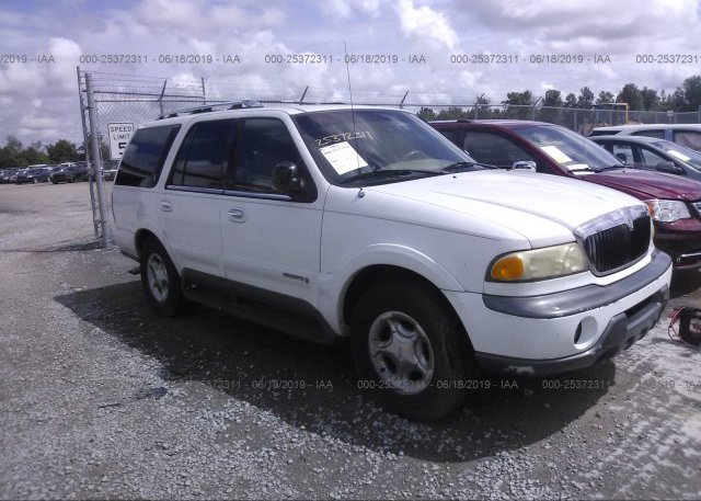 Inventory #755108458 1999 Lincoln NAVIGATOR