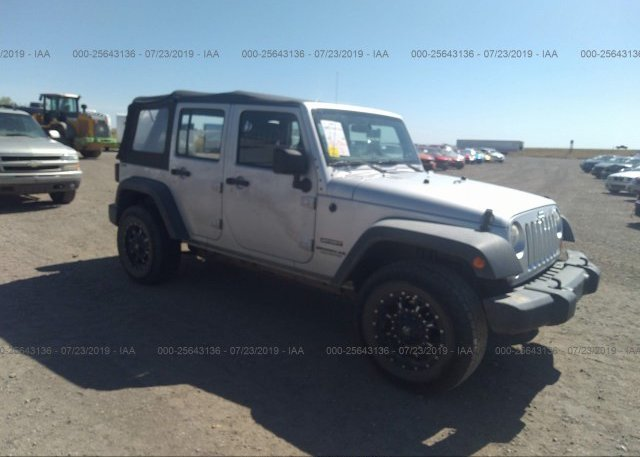 Inventory #412050036 2011 JEEP WRANGLER UNLIMITE