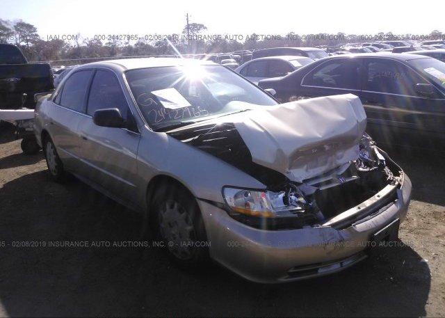 Inventory #175763759 2002 Honda ACCORD