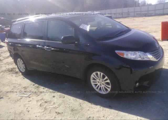 Inventory #528768121 2016 Toyota SIENNA