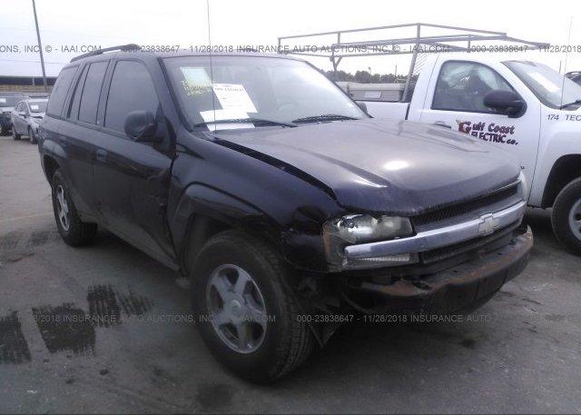 Inventory #514216373 2004 Chevrolet TRAILBLAZER
