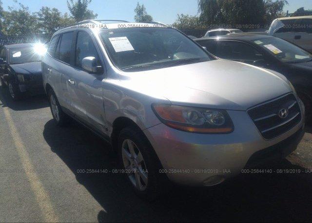 Inventory #223987854 2008 Hyundai SANTA FE