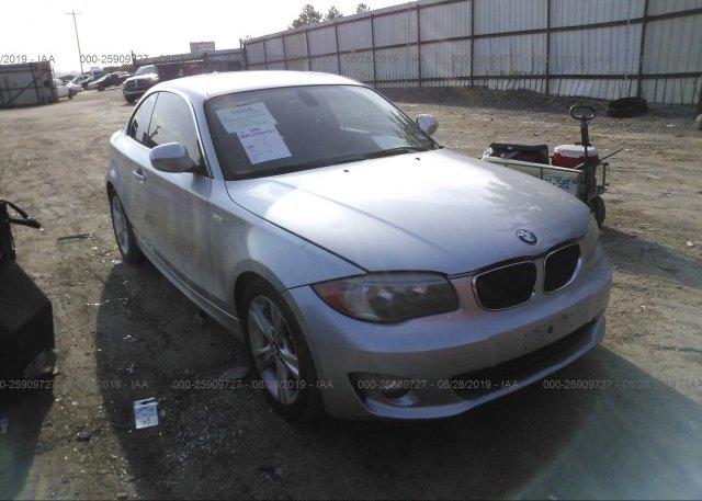 Inventory #933416643 2012 BMW 128