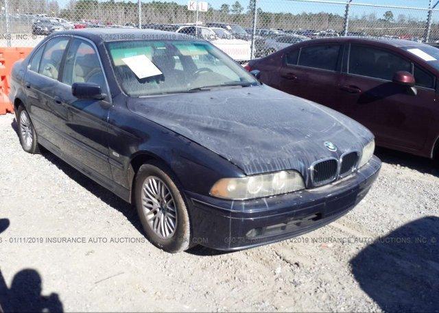 Inventory #667364370 2002 BMW 530