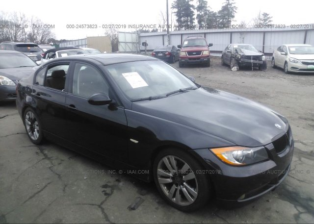 Inventory #950148505 2006 BMW 325