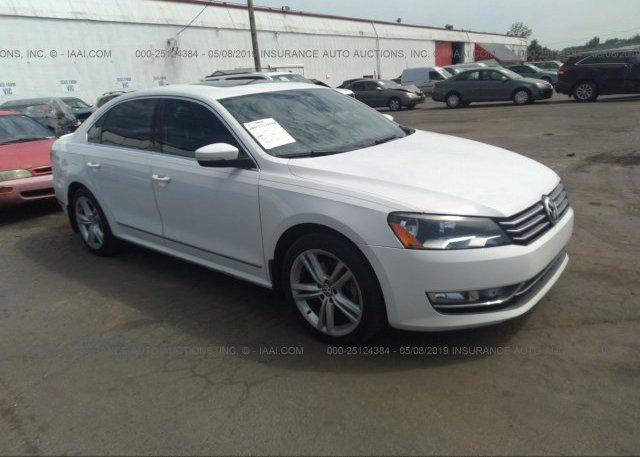 Inventory #332472867 2015 Volkswagen PASSAT