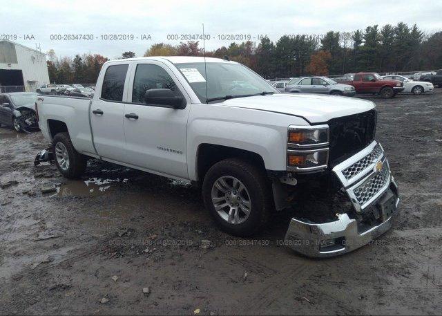 Inventory #758496894 2014 Chevrolet SILVERADO