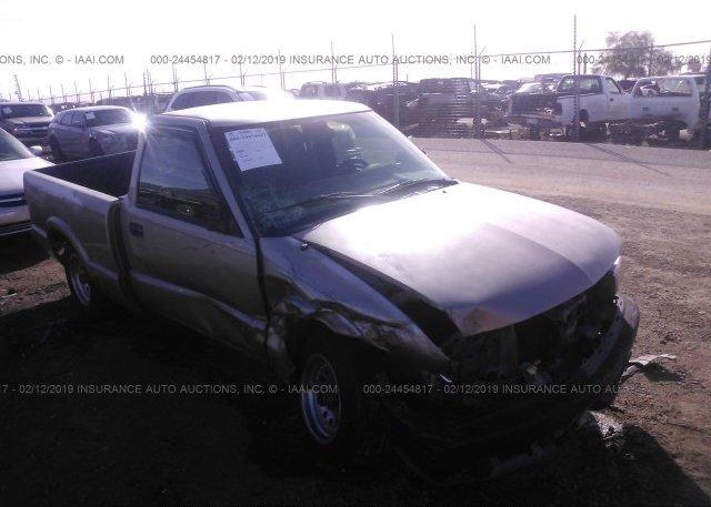Inventory #184986288 1998 Chevrolet S TRUCK