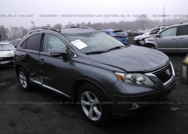 Inventory #640101613 2012 Lexus RX