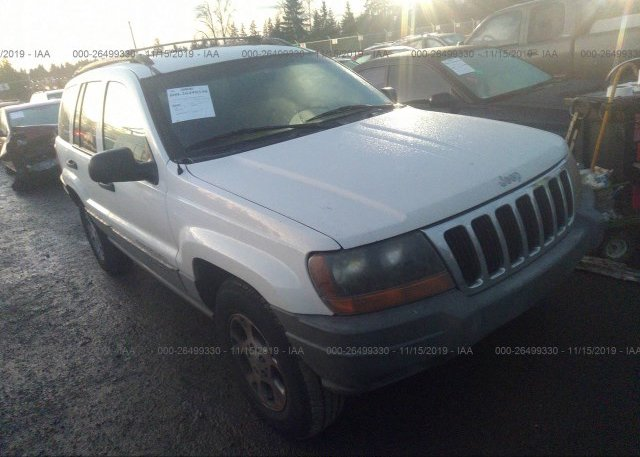 Inventory #873143451 1999 JEEP GRAND CHEROKEE