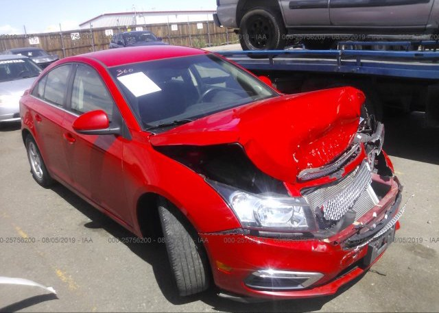 Inventory #439349508 2016 Chevrolet CRUZE LIMITED