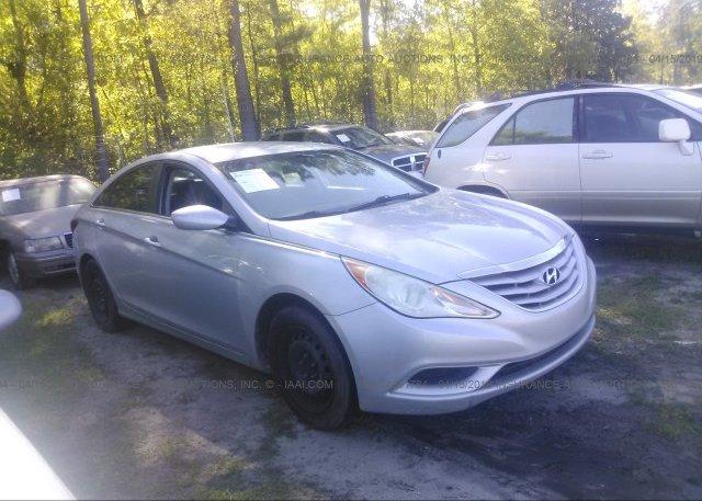 Inventory #605866384 2011 Hyundai SONATA