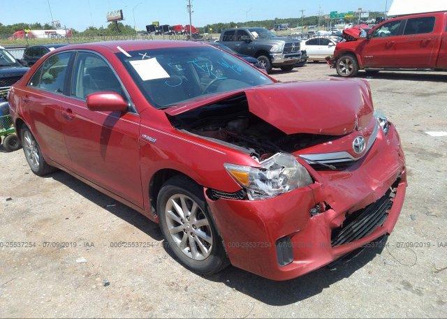 Inventory #768799740 2011 Toyota CAMRY