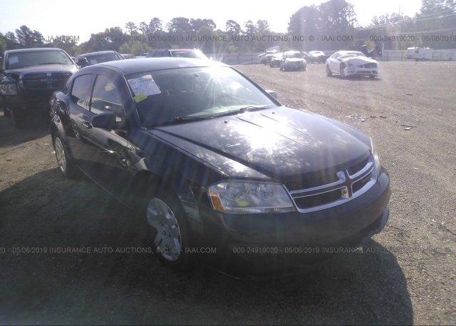 Inventory #514999777 2014 Dodge AVENGER