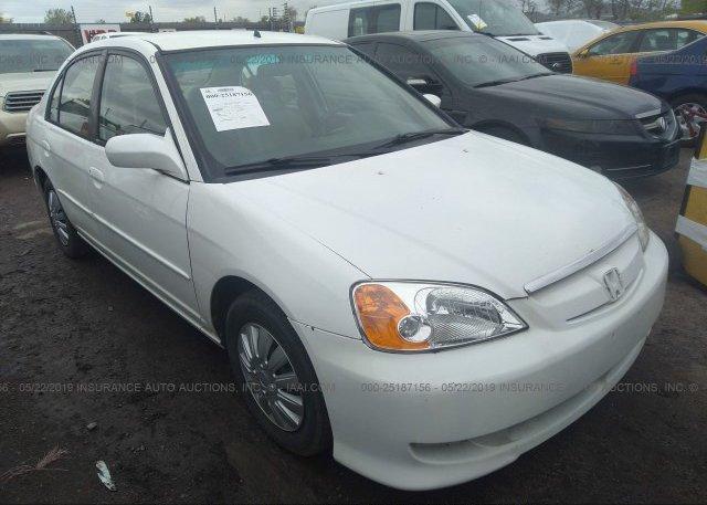 Inventory #188536432 2003 Honda CIVIC
