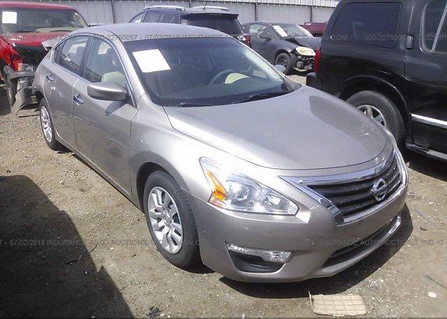 Inventory #112876174 2015 Nissan ALTIMA