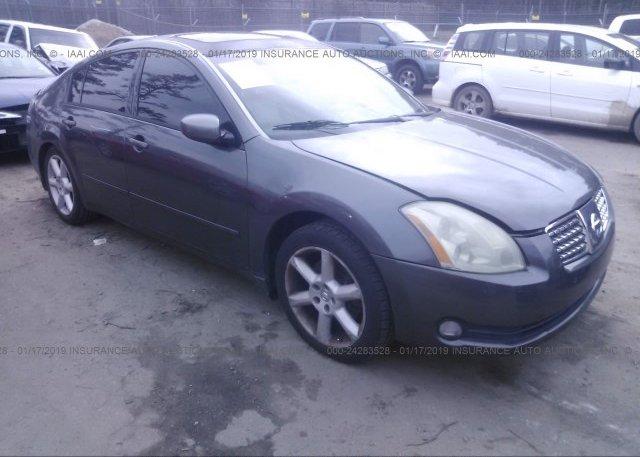 Inventory #349555344 2006 Nissan MAXIMA