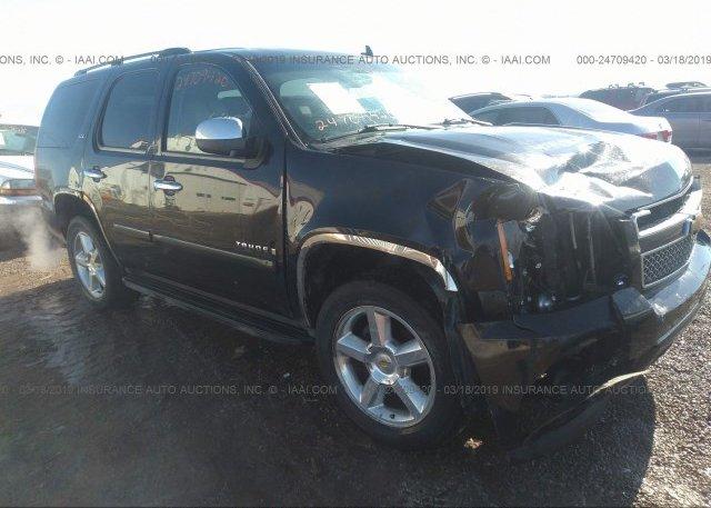 Inventory #337730885 2007 Chevrolet TAHOE