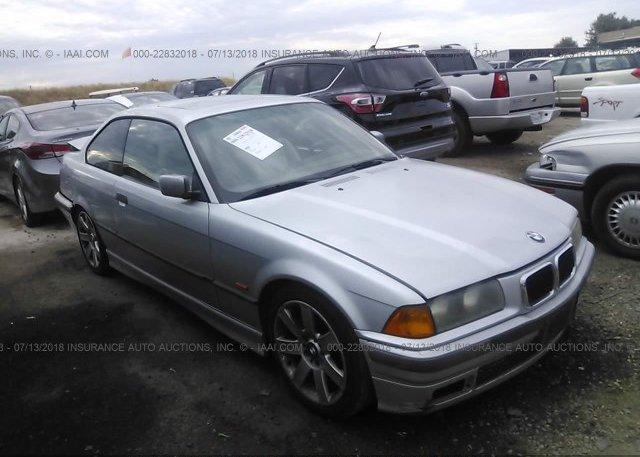 Inventory #836557255 1998 BMW 323