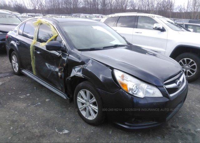 Inventory #664374185 2012 Subaru LEGACY