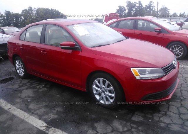 Inventory #290442364 2012 Volkswagen JETTA