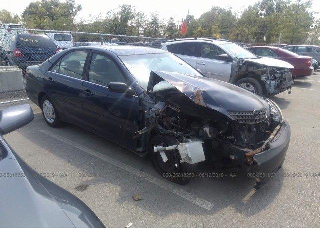 Inventory #702622680 2002 Toyota CAMRY