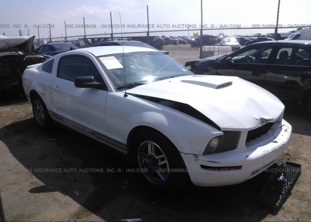 Inventory #770850041 2007 FORD MUSTANG