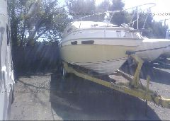 1980 ROGUE BOAT AND TRAILER