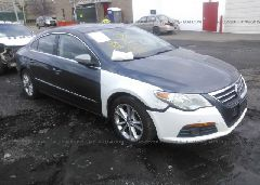 2010 Volkswagen CC - WVWHP7AN9AE547791 Left View