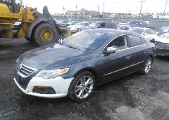 2010 Volkswagen CC - WVWHP7AN9AE547791 Right View