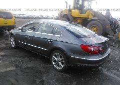 2010 Volkswagen CC - WVWHP7AN9AE547791 [Angle] View