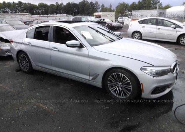 Inventory #974567546 2018 BMW 530