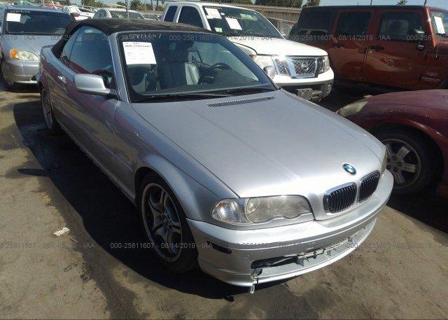 Inventory #725905146 2002 BMW 330