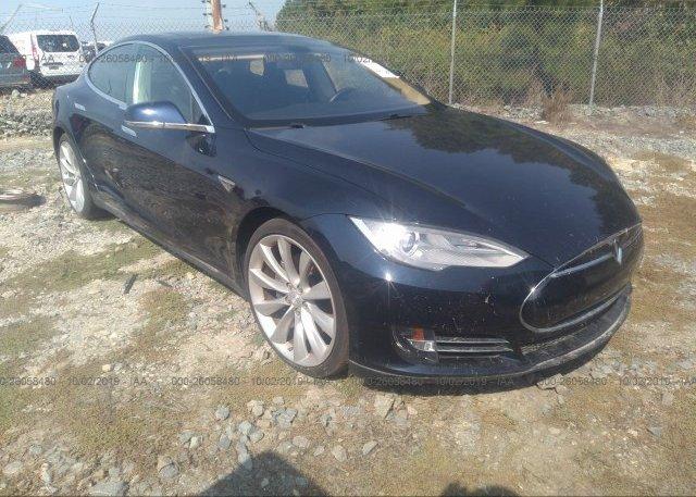 Inventory #760408925 2013 Tesla MODEL S