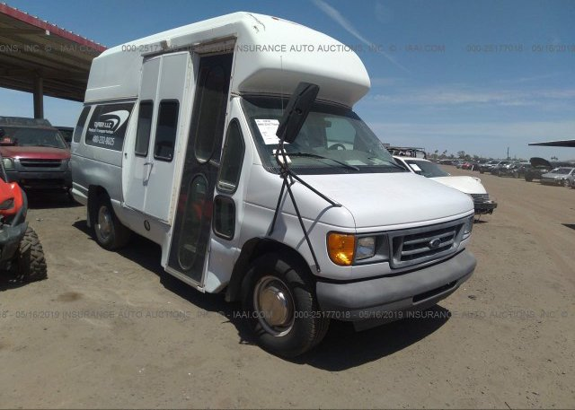 Inventory #818254705 2003 FORD ECONOLINE