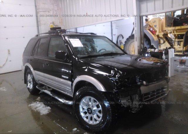 Inventory #305424335 2000 Honda PASSPORT