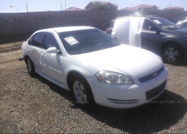 Inventory #508207814 2012 Chevrolet IMPALA