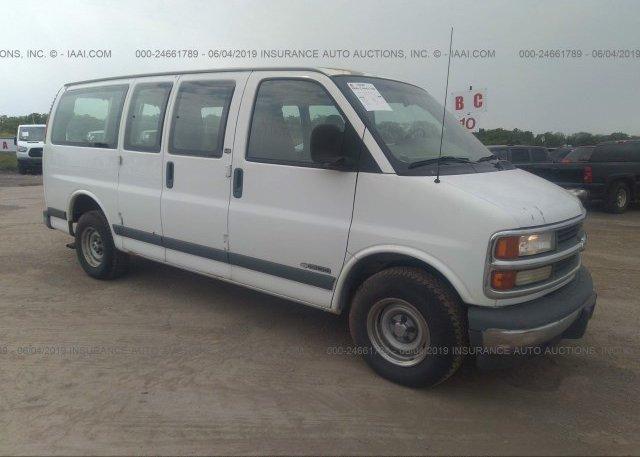 Inventory #167022628 2002 Chevrolet EXPRESS G1500