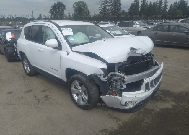 Inventory #870760292 2016 JEEP COMPASS