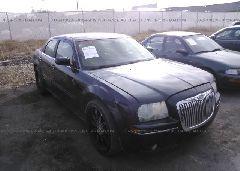 2005 Chrysler 300 - 2C3JA53G25H690994 Left View