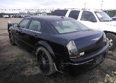 2005 Chrysler 300 - 2C3JA53G25H690994 [Angle] View