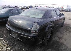 2005 Chrysler 300 - 2C3JA53G25H690994 rear view